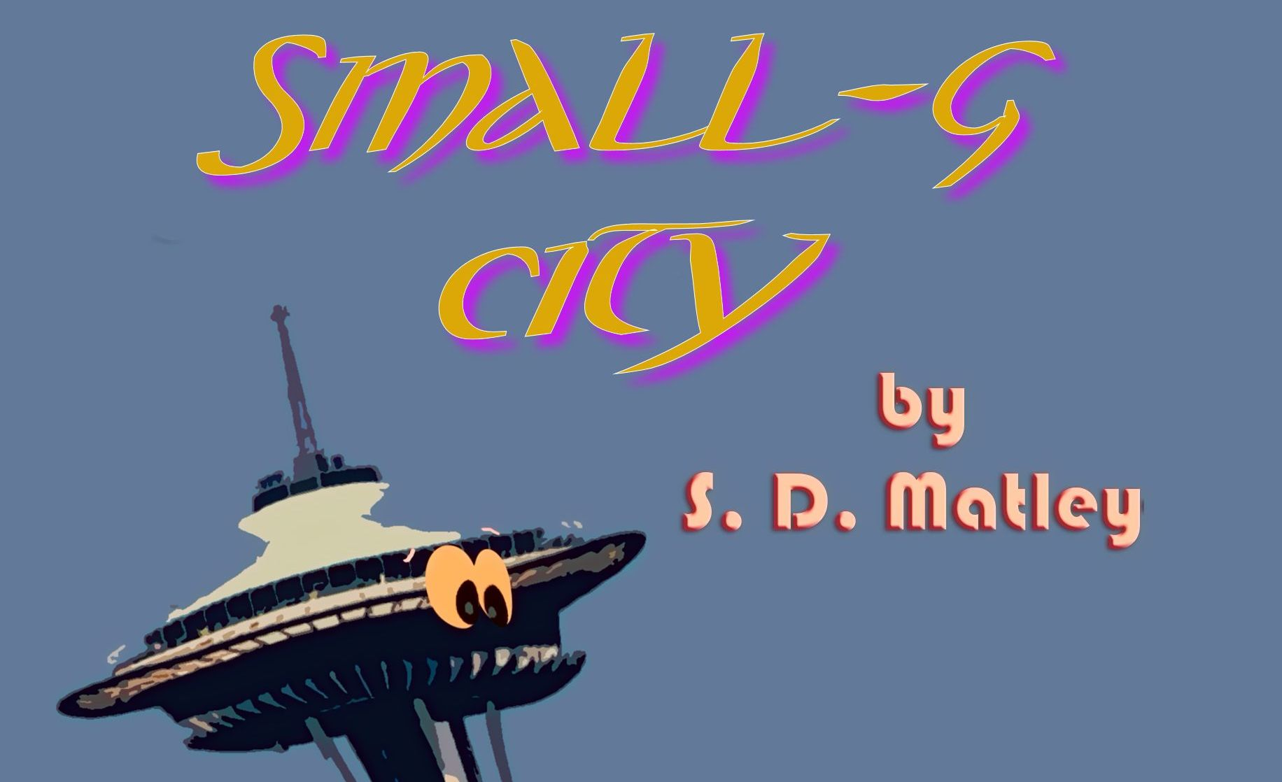 Small-g City Featured