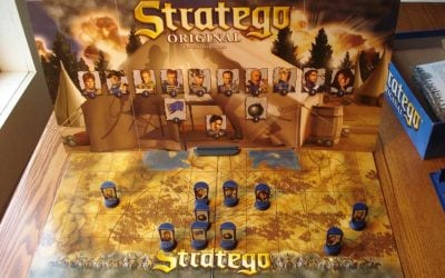 Stratego! and Walking the  Walk
