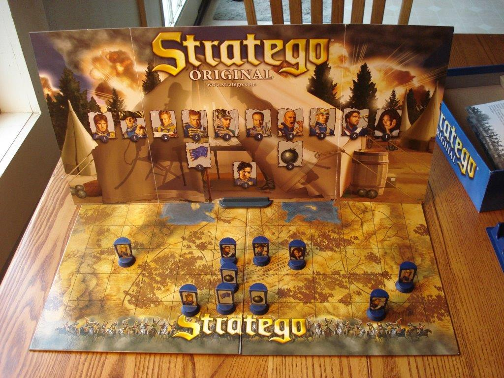 stratego and walking the walk susan d matley