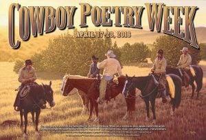 Blog 56 Cowboy Poetry Week