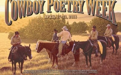 Cowboy Poetry Week Coming Your Way!