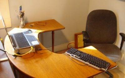 The Magic Desk