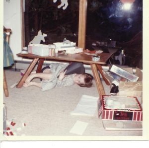 Birthday overload, 1963