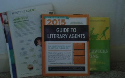 The Writing Life: In Search of the Elusive Literary Agent