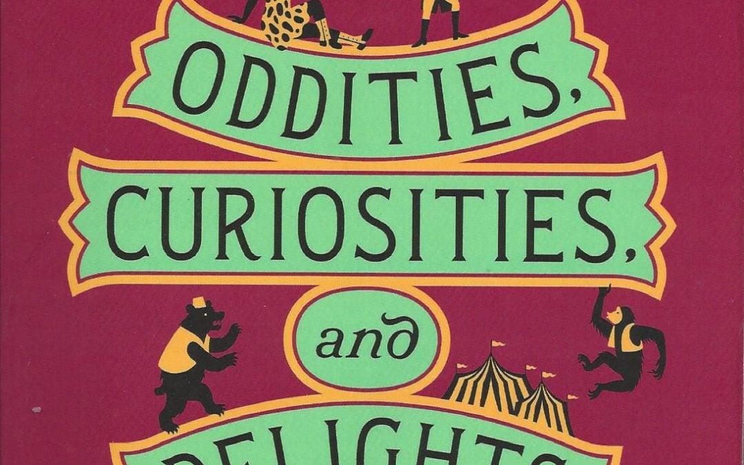 Book Review: Professor Renoir's Collection of Oddities, Curiosities, and Delights