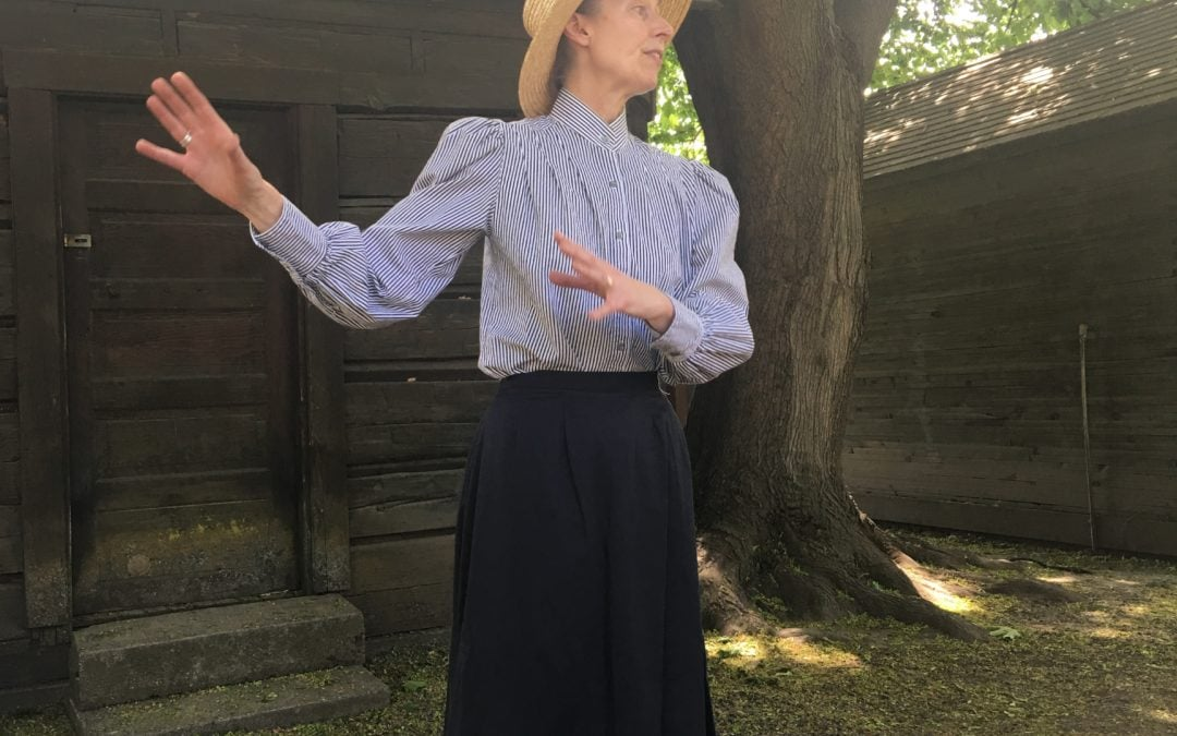 Living History Returns to Fort Walla Walla Museum!